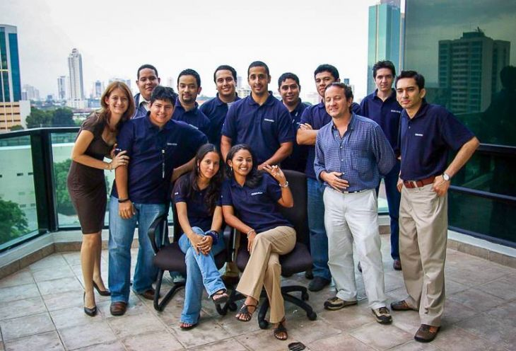 The Comarch team in South America